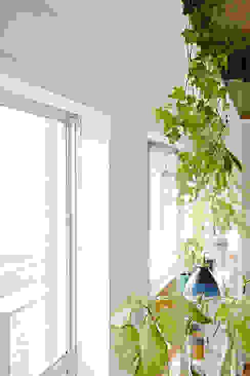 .8 HOUSE: .8 / TENHACHIが手掛けた窓です。,インダストリアル