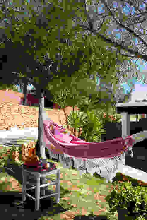 Casa en Ibiza Jardines de estilo rural de recdi8 Rural