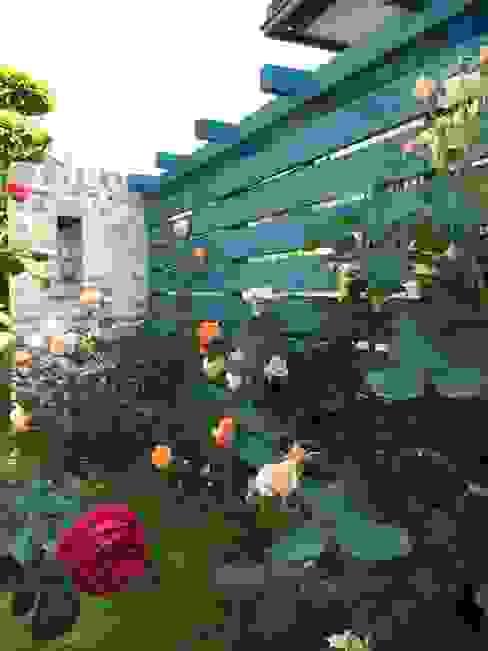 Vườn phong cách chiết trung bởi eni Chiết trung