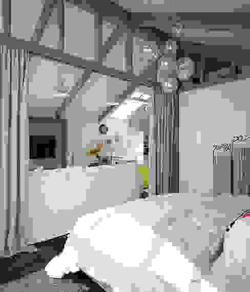 Slaapkamer door Pavel Alekseev,