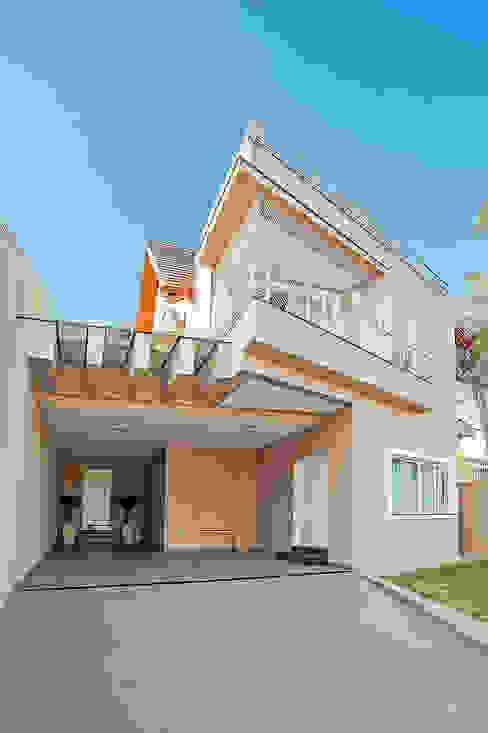 Casas modernas: Ideas, diseños y decoración de Patrícia Azoni Arquitetura + Arte & Design Moderno