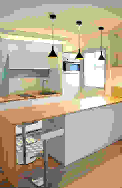 La Cuisine - un espace à vivre K Design Agency Cuisine scandinave