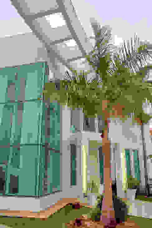 PROJ. ARQ. PENHA ALBA Casas modernas por BRAESCHER FOTOGRAFIA Moderno
