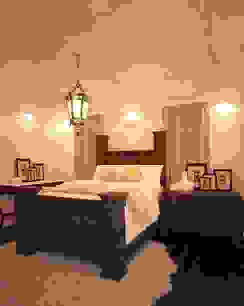 Reamara Chic Dormitorios de estilo ecléctico de Taller 03 Ecléctico Madera Acabado en madera