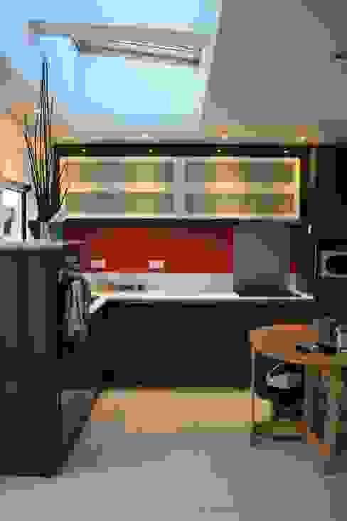 APRES : Cuisine par Atelier FA - Achitecture d'intérieurs & d'extérieurs