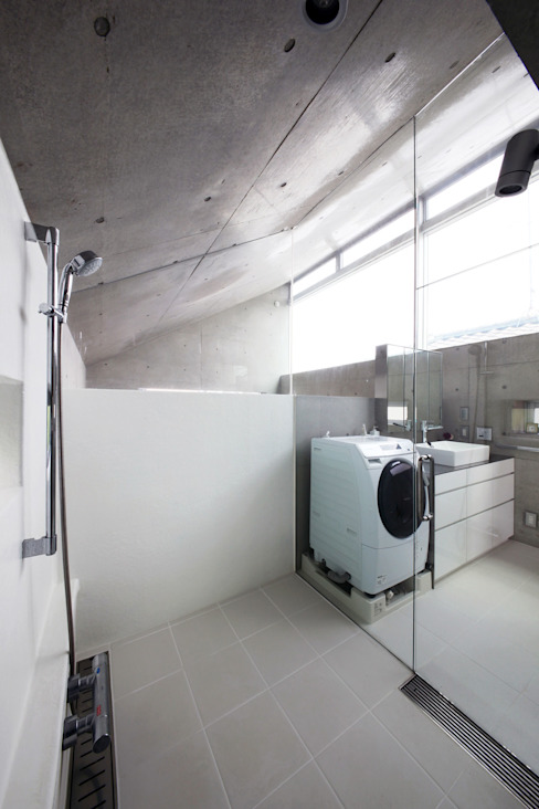 一級建築士事務所アトリエソルト株式会社의  욕실