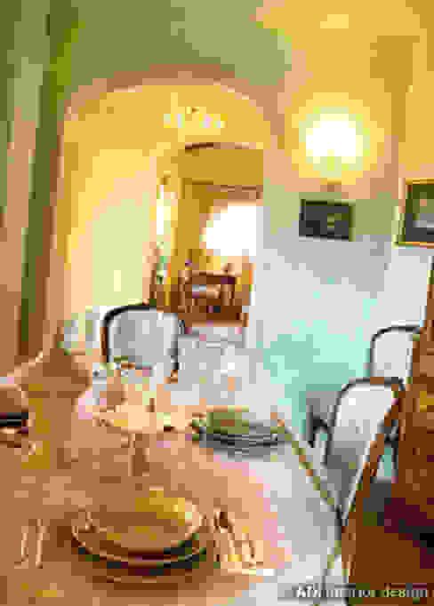 Classic style dining room by ADI ARREDAMENTI Classic Wood Wood effect