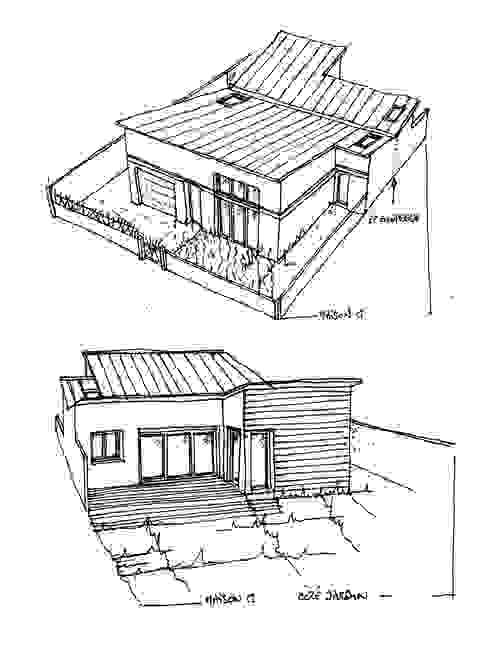 โดย Atelier FA - Achitecture d'intérieurs & d'extérieurs,