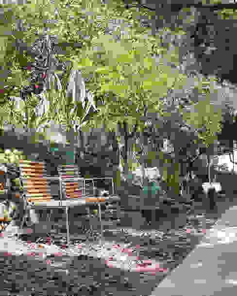 Jardines de estilo mediterráneo de ruiz narvaiza associats sl Mediterráneo