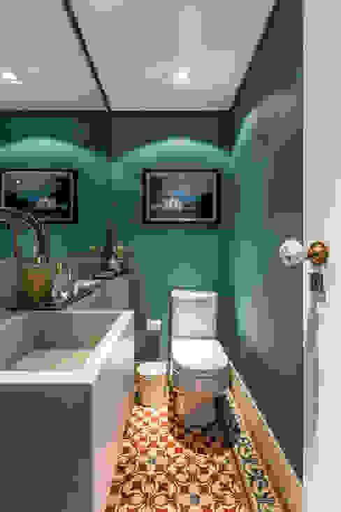 Vila Nova Banheiros modernos por contato83 Moderno