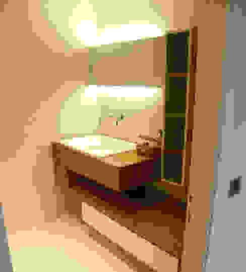 FM Evi Modern Banyo STİLART MOBİLYA DEKORASYON İMALAT.İNŞAAT TAAH. SAN.VE TİC.LTD.ŞTİ. Modern
