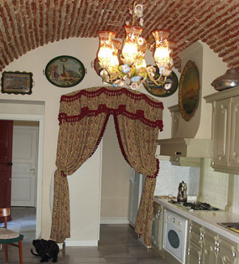 Modern kitchen by STİLART MOBİLYA DEKORASYON İMALAT.İNŞAAT TAAH. SAN.VE TİC.LTD.ŞTİ. Modern