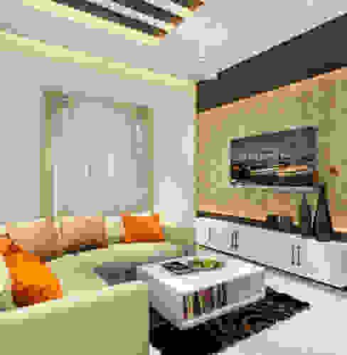 Haris Modern living room by stanzza Modern