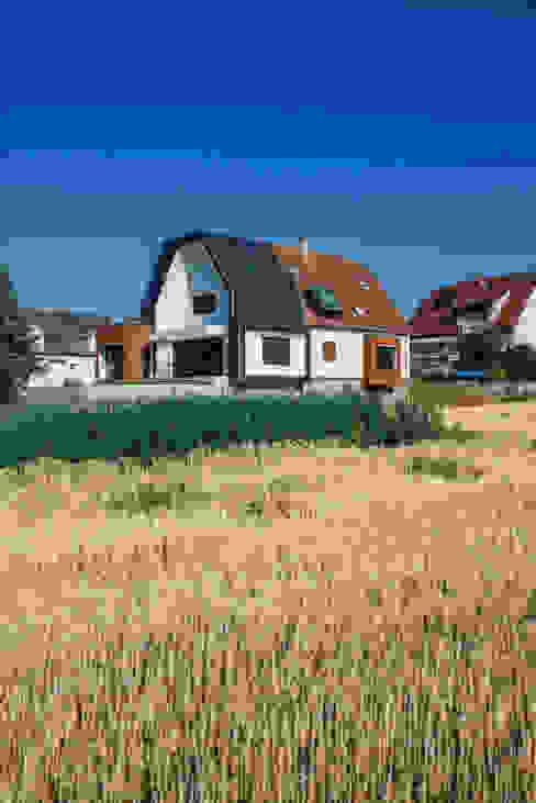 Façade Est / Sud Maisons modernes par [ADitude*] Architecture Moderne