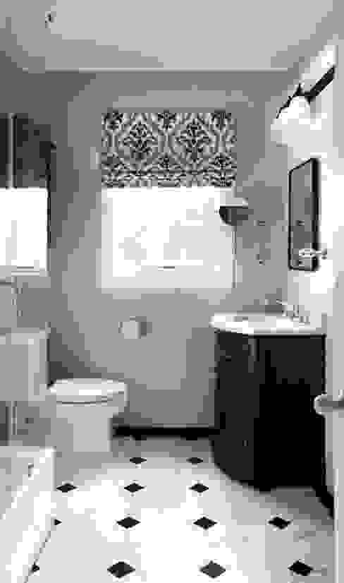 Salle de bain Salle de bain classique par ANNA DUVAL Classique