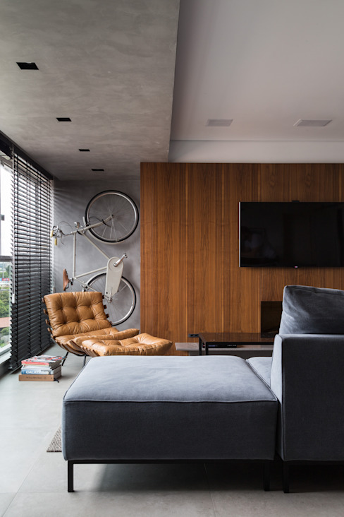 Living room by AMBIDESTRO