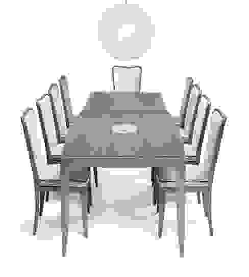 Tavolo Collezione Street art. ST312 Moletta Mobili Sala da pranzo moderna