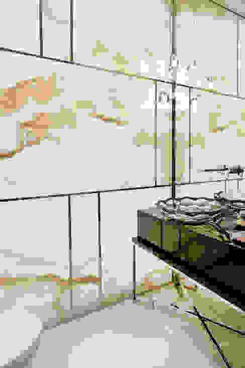 Projekt Apartamentu Klasyczna łazienka od Katarzyna Kraszewska Architektura Wnętrz Klasyczny