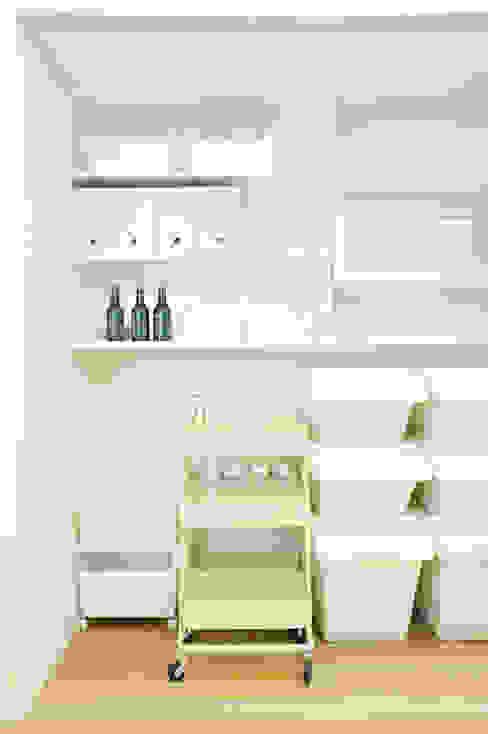 キッチン収納 オリジナルデザインの キッチン の ERI設計室 オリジナル