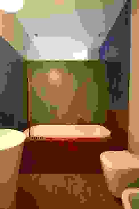 Progetto Miko design Baños de estilo moderno
