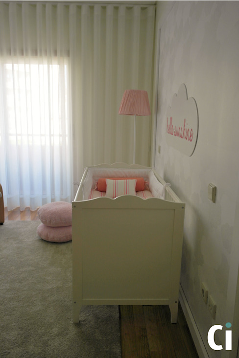 Phòng trẻ em theo Ci interior decor, Hiện đại