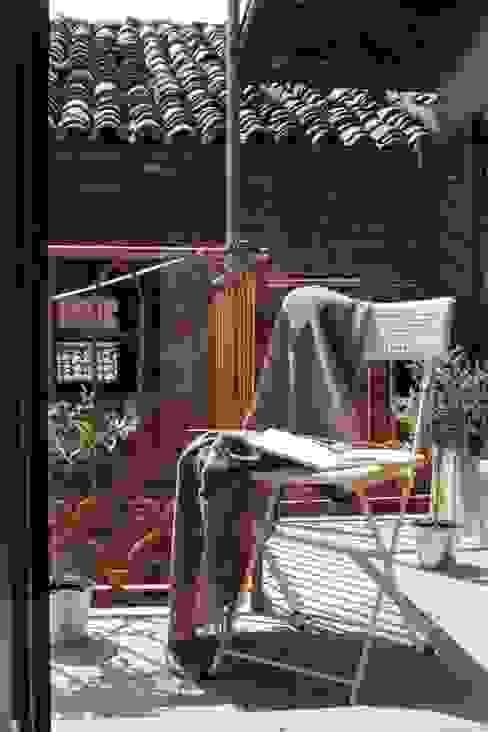 Progetto Balcone, Veranda & Terrazza in stile moderno di Vivere lo Stile Moderno