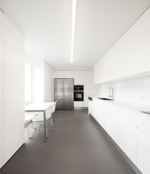 Cuisine moderne par OW ARQUITECTOS lda | simplicity works Moderne