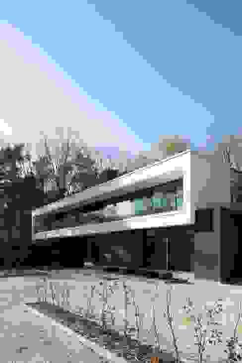 Project De Plankerij voor Summum - Interiors (http://www.summum-interiors.com) Moderne huizen van De Plankerij BVBA Modern