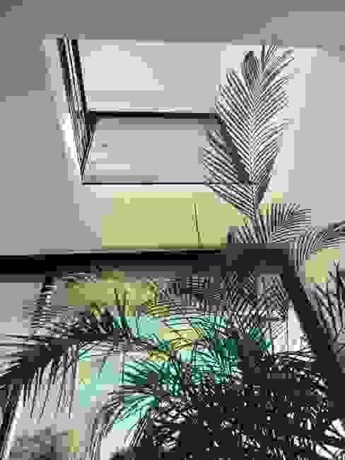 Villa St Raphael Jardin d'hiver moderne par iSpP architectes Moderne