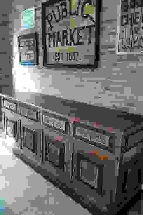 Muebles reciclados de Nada se Pierde