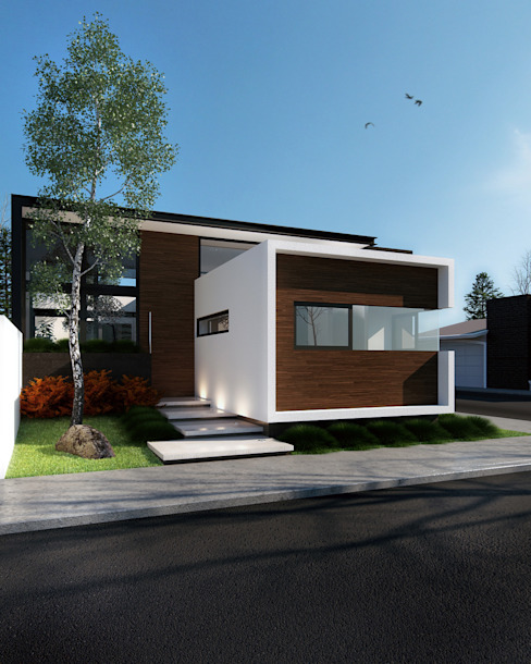 Wowa 現代房屋設計點子、靈感 & 圖片