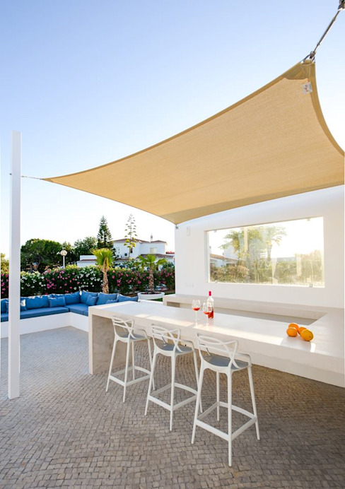 Patios & Decks by homify, Mediterranean