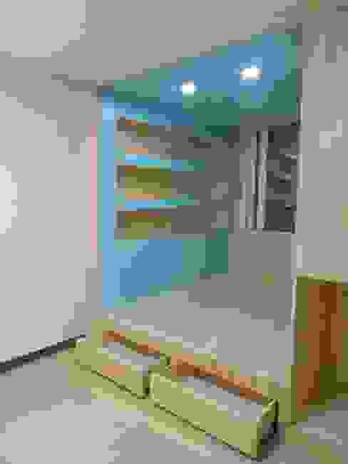 Детские комнаты в . Автор – 디자인 컴퍼니 에스, Модерн