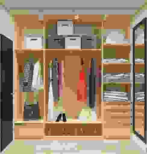 Modern dressing room by Катя Волкова Modern
