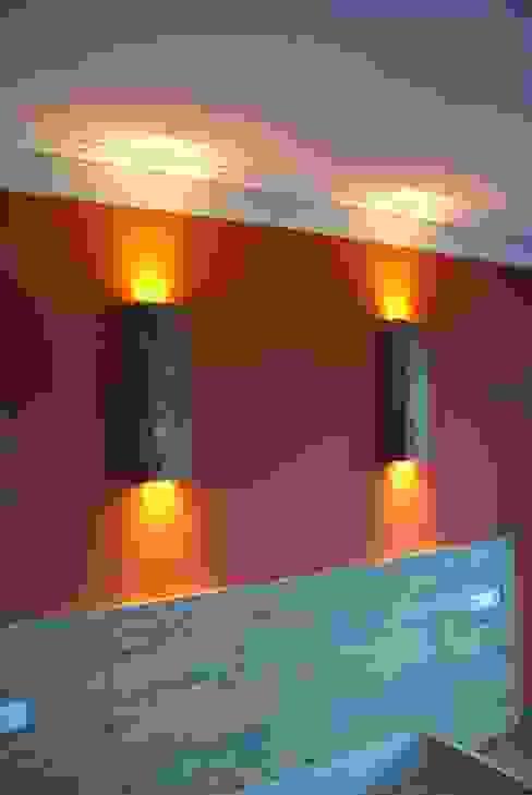 Altholz Wandlampen mit LED von Altholz-Ideen Rustikal