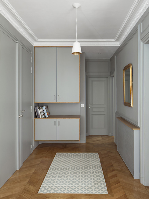 Batiik Studio Corridor, hallway & stairs Clothes hooks & stands