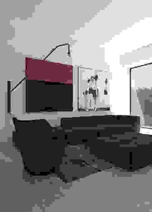 Sic! Zuzanna Dziurawiec Living room Concrete Purple/Violet