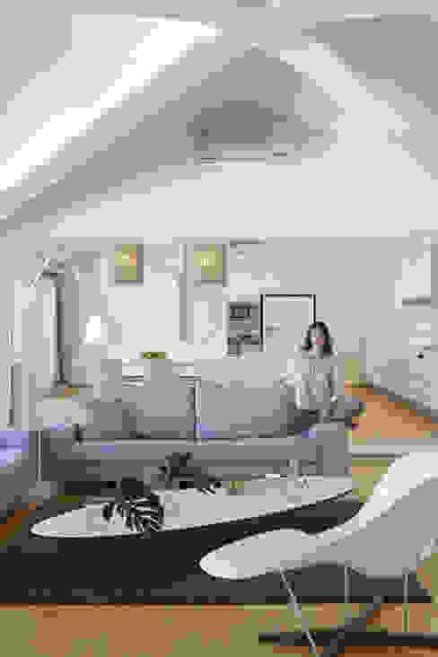 Salas de estar modernas por jordivayreda projectteam Moderno