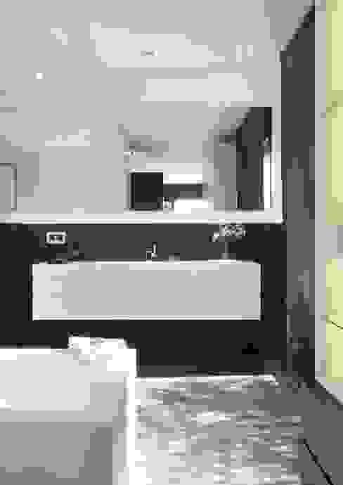 HOUSE-TEES Baños de estilo moderno de jordivayreda projectteam Moderno