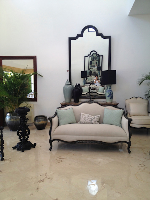 A Luxury Villa in Repubblica Domenicana od Lid&er Ltd Kolonialny