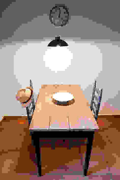 Cozinha  por Miulas Mobles