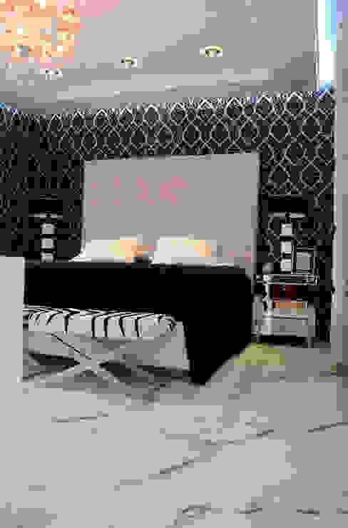 Dormitorios de estilo  por Fontenla, Moderno