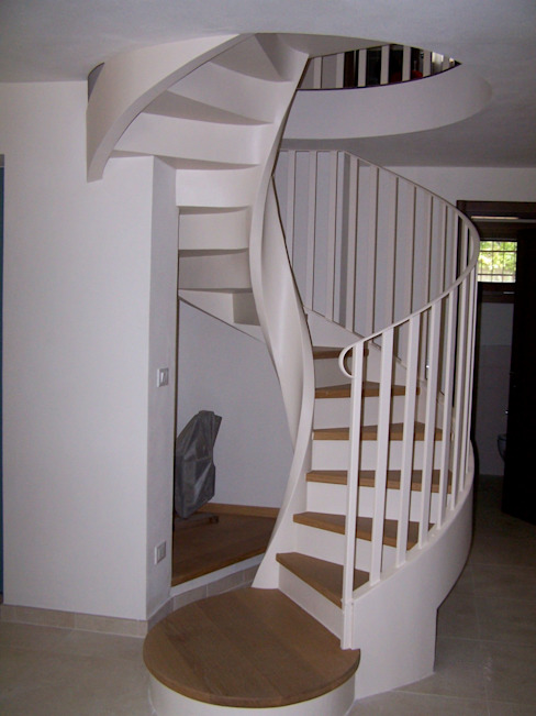 Simona Muzzi Architetto Stairs