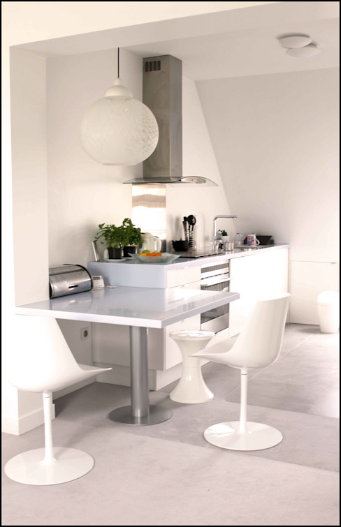 Kitchen by Agence KP, Modern Plastic