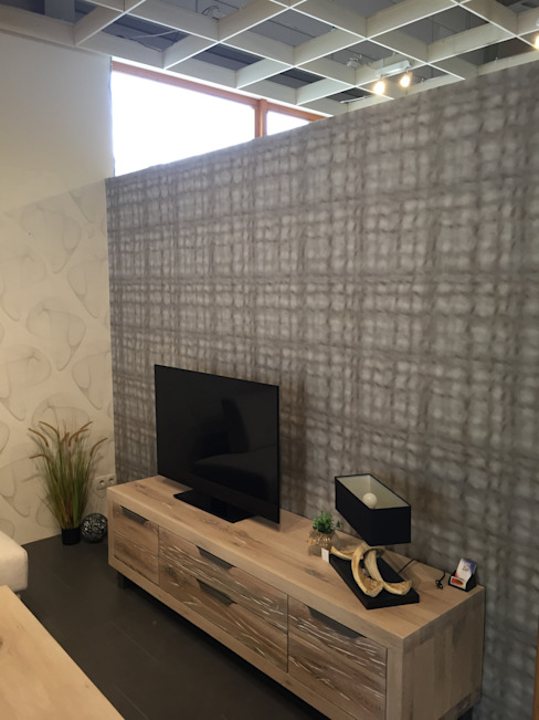 Modern Living Room by Schoo GmbH Modern