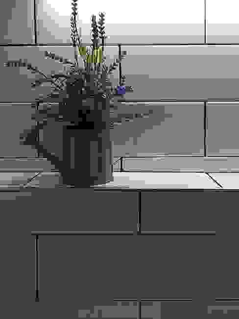 동탄아파트인테리어 능동 푸른마을두산위브 33평 인테리어 모던스타일 욕실 by 디자인스튜디오 레브 모던