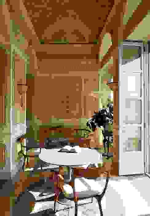 Зимний сад в классическом стиле от Ethnic Chic - Home Couture Классический
