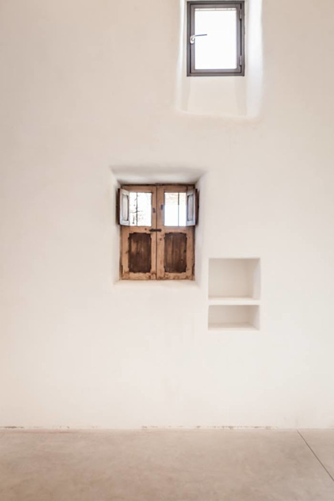 Walls by munarq, Rustic