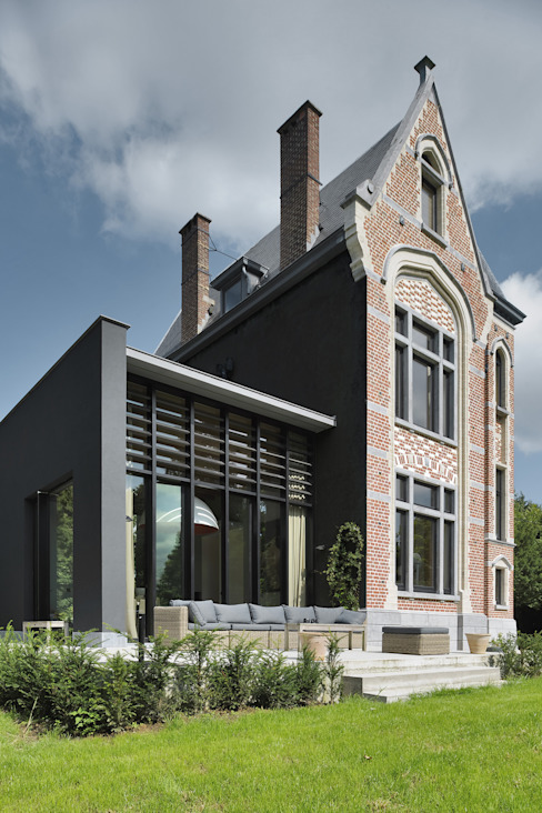 Huizen door Iceberg Architectes, Modern