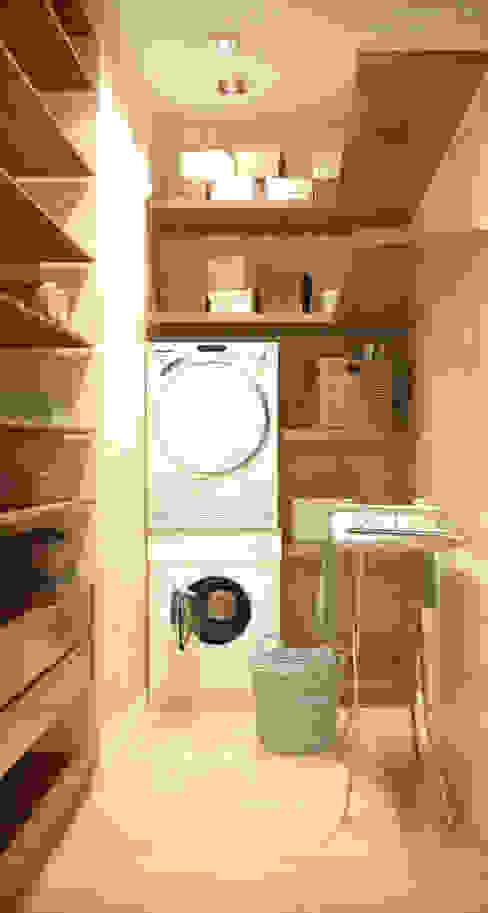 Dressing room by Студия интерьерного дизайна happy.design,